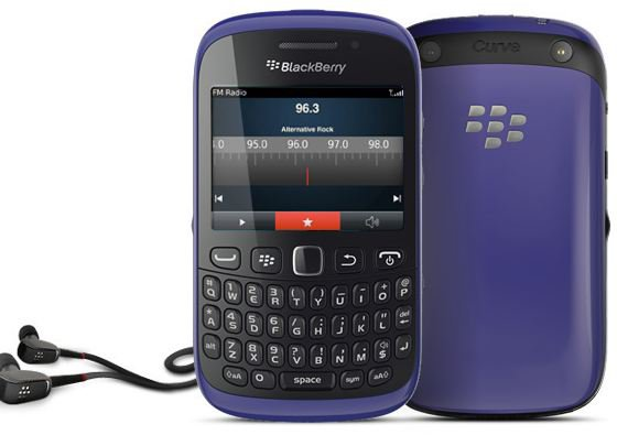 how much is a blackberry curve 9320 Gionee