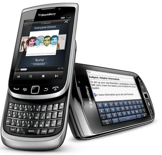 BlackBerry Torch 9800 review Living the Olympic creed