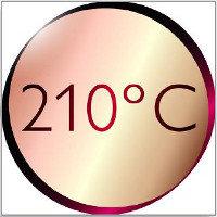 210C professional high heat