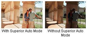 Superior Auto mode