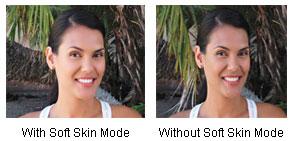 Soft Skin mode