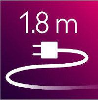 1.8 m cord
