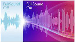 Full sound to bring MP3 music to life