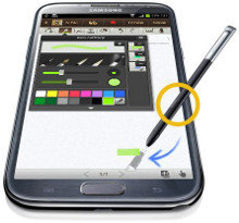 Enhanced S Pen / S Note