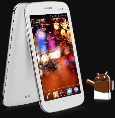 Android 4.0.4 Ice cream sandwich