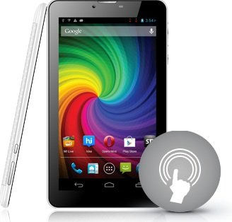 17.78cms (7-inch) TFT Capacitive Touch Screen