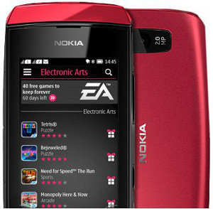 Features: Nokia Asha 305 Mobile Phone