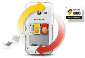 Dual SIM support