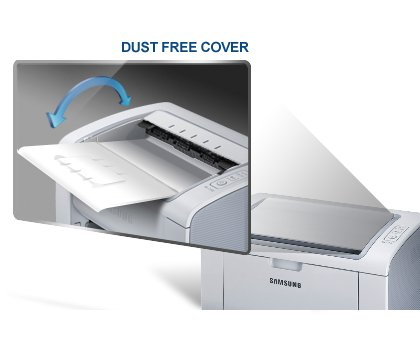 Protect you printing with a Dust Free design