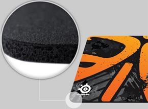 QcK+ Gaming Mouse Pad