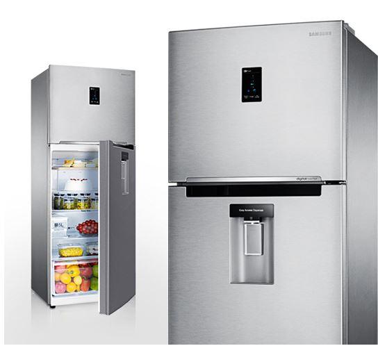 Samsung 253 L 3 Star Frost Free Double Door Refrigerator