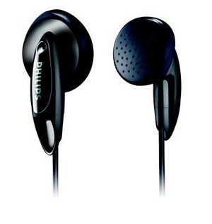 Philips SHE1360-97 In-Ear Headphone