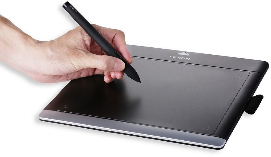 Drawing Smooth Lines With Tablet : Amazon buy huion tf inch graphic pen