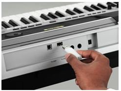Yamaha psri455 digital keyboard silver for Certified yamaha outboard service near me