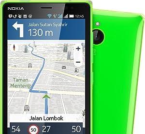 Nokia X2 Navigation