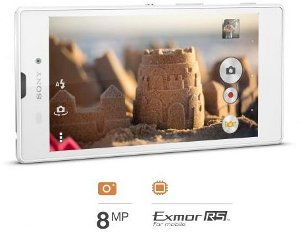 An 8 MP camera for amazing picture quality