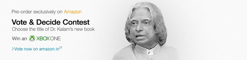 APJ Abdul Kalam New Book