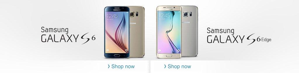 Samsung Galaxy S6|S6 edge