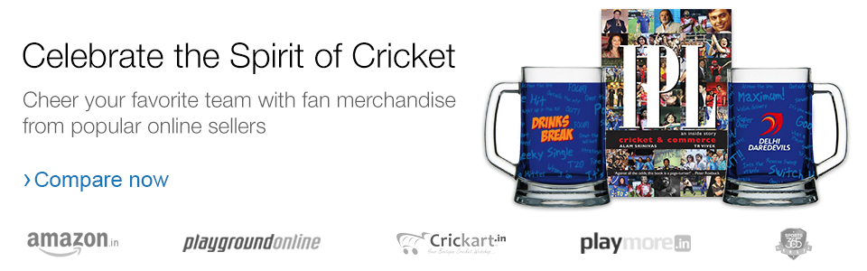 Celebrate the spirit of cricket