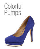 Colourful Pumps