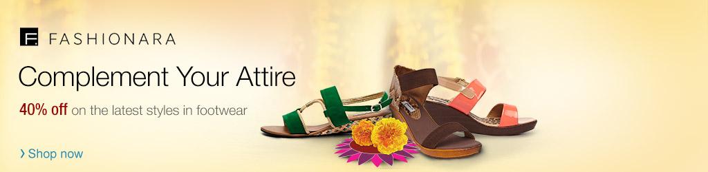 Fashionara Womens Shoe