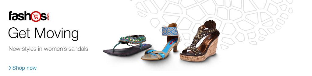 Fashos Womens Shoe