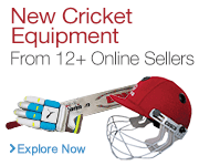 New Arrivals in Cricket Equipment