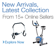 New Arrivals in Fitness Equipment