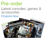 Pre-order Video Games