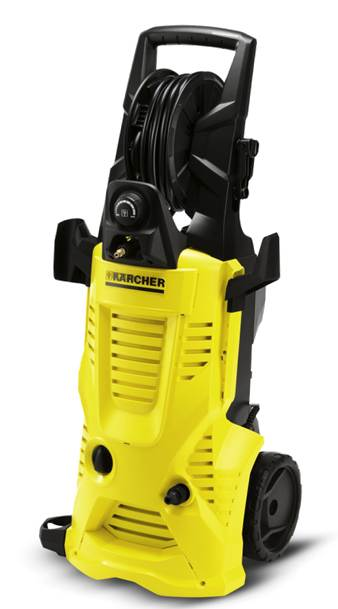 Karcher K6 600 150 Bar High Pressure Washer Yellow And