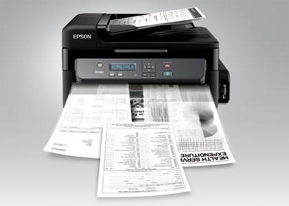 Distinctive Print Speed