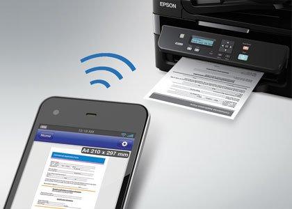 Seamless Printing with Epson iPrint