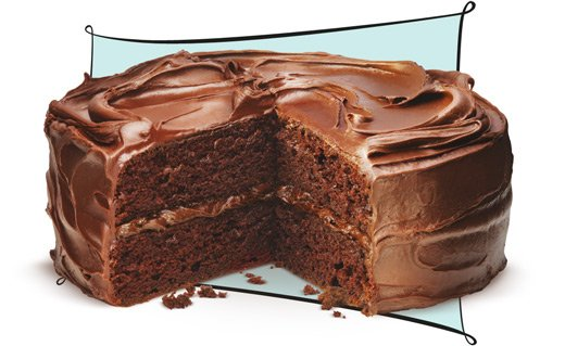 Devil S Food Cake With Chocolate Fudge Frosting Recipe: Betty Crocker Devils Food Cake Mix, 475g: Amazon.in