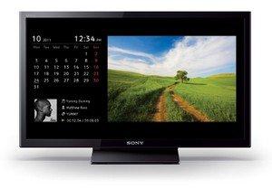 sony tv 30 inch. photo frame mode sony tv 30 inch