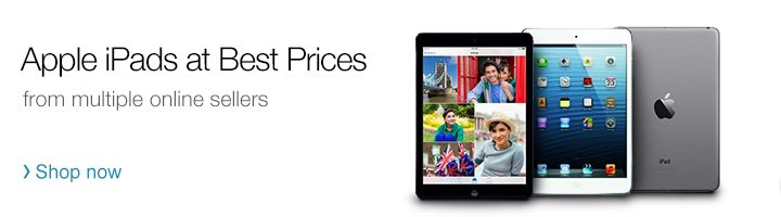 Apple iPads at Best Prices