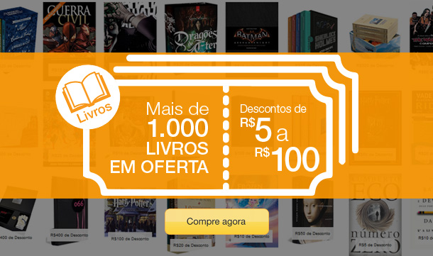 Desconto Amazon.com.br