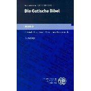 Gotische Bibel, Bd.2, Gotisch-Griechisch-Deutsches Wörterbuch