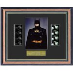 "Actual Film Cell From ""Batman Returns"" In A Quality Frame"