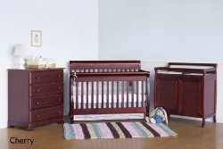 Baby Crib Set - DaVinci Nursery Set - Kalani Baby Room