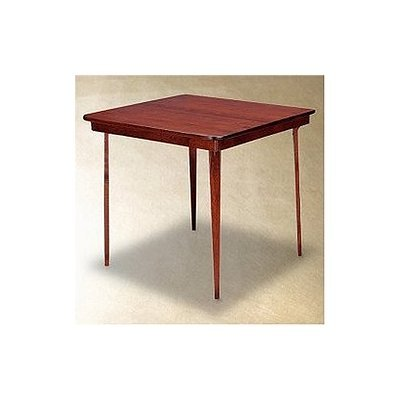 Solid Wood Folding Card Table