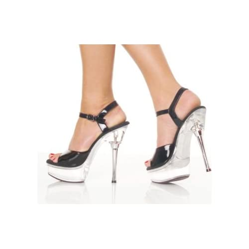 Sensuous High Heel Sandal with Platform