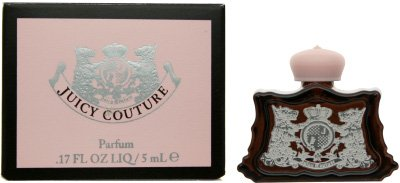 uicy Couture by Juicy Couture for Women 0.17 oz Parfum Classic Miniature Collectible