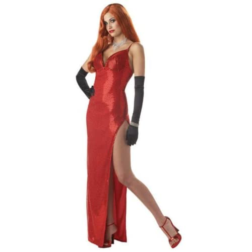 Hot girls in Jessica Rabbit Sexy Costume