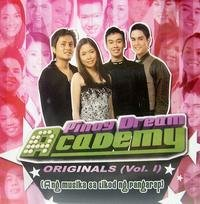 Original album cover of Pinoy Dream Academy - Philippine Music CD by Various Artists