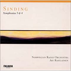 シンディング:交響曲第3番&第4番