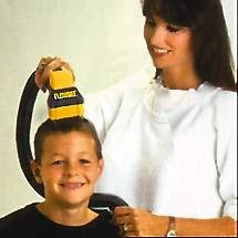 vacuum cleaner powered hair clippers
