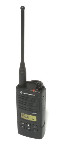 Motorola RDU4160d RDX Series On-Site UHF 4 Watt 16 Channel Two Way Business Radio
