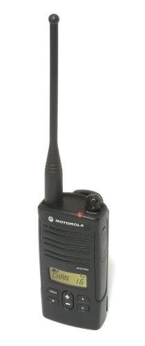 Motorola RDU4160d RDX Series On-Site UHF 4 Watt 16 Channel Two Way Business Radio