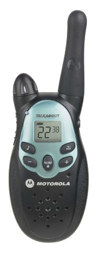 Motorola T5000TRP 2-Way FRS/GRMS Radio (Black)