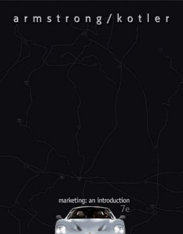 Marketing: An Introduction, 7th Edition